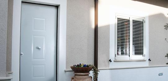 Grazie all elevato grado di duttilit del. Porte finestre alluminio ...